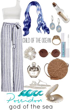 The Gods: Poseidon