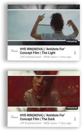 -NOVA- HYE-RIN | Concept Film