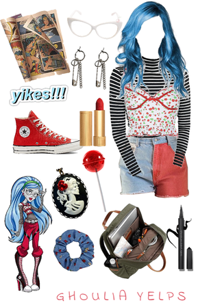 Monster High- Ghoulia Yelps
