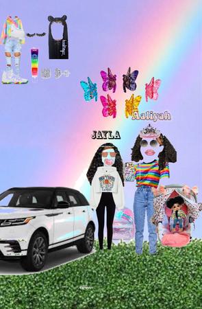 🌈 rainbow