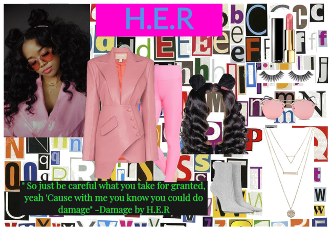 H.E.R's Fit