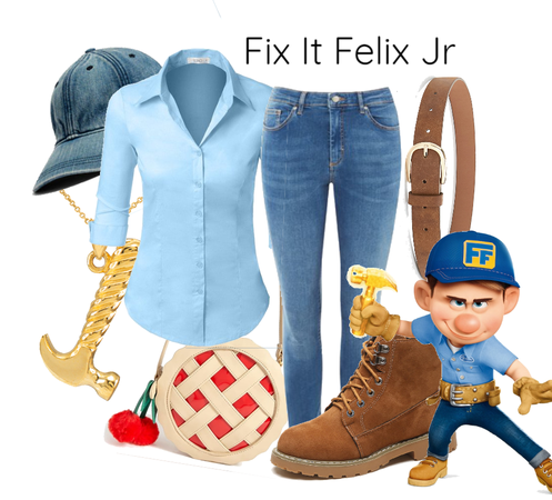 Fix It Felix Jr