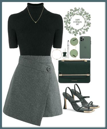 St Patrick's Day. Go Green