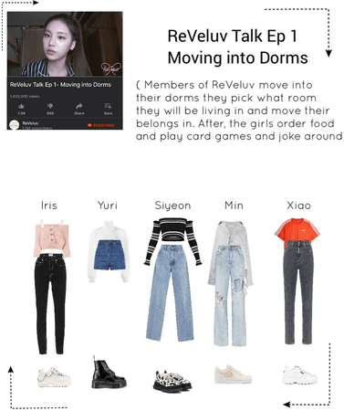 ReVeluv Talk Ep 1 Moving into Dorms