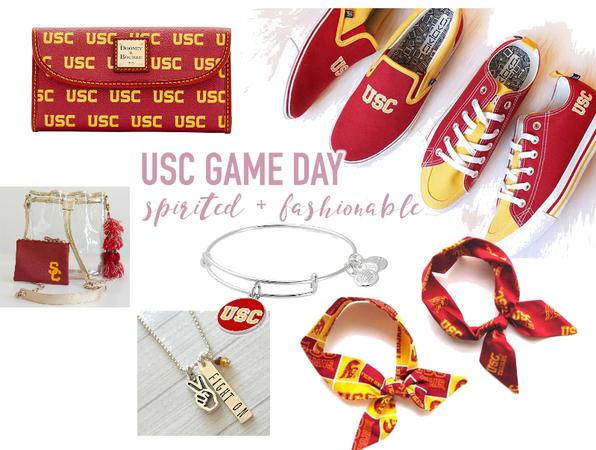 USC Game Day Spirit