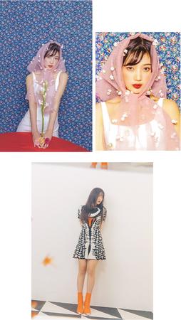 KRUSH Mae Sappy Concept Photos