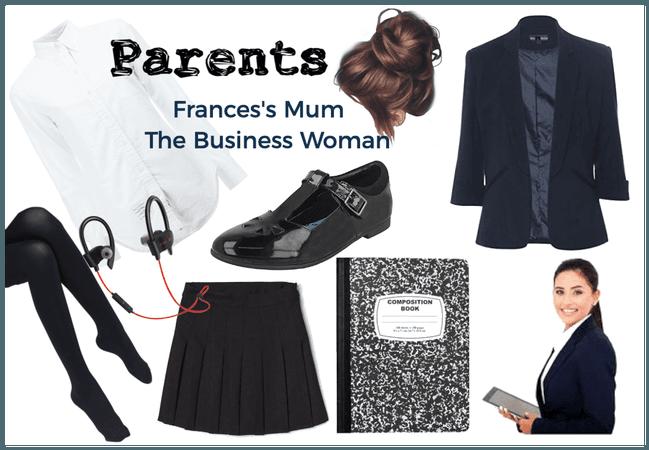 Parents Play - Frances's Mum