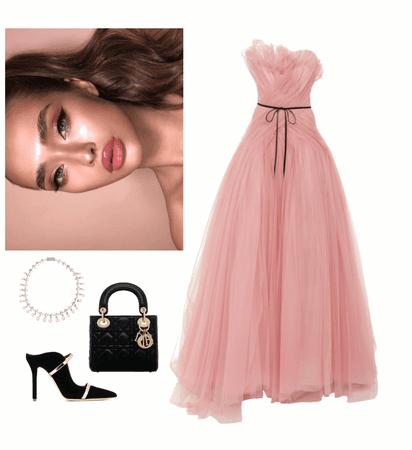 pink & pearl