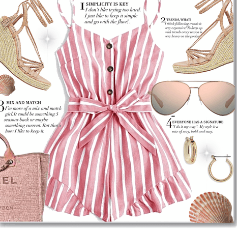 Summer state of mind 🏝 👡 👗