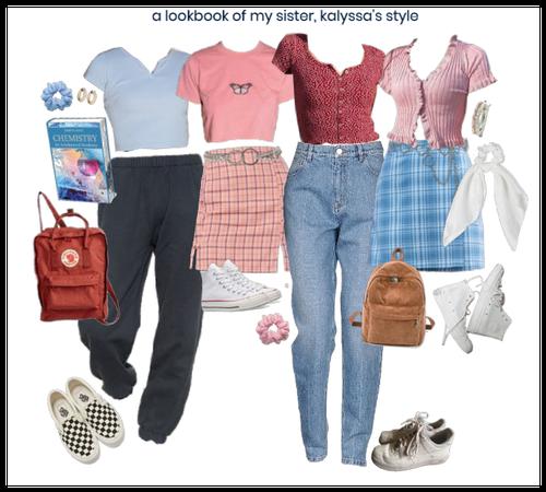 kalyssa's style lookbook