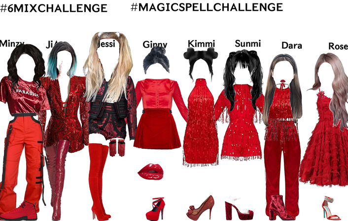 MAGIC SPELL CHALLENGE