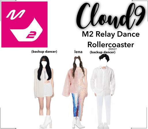 Cloud9 (구름아홉) | M2 Relay Dance