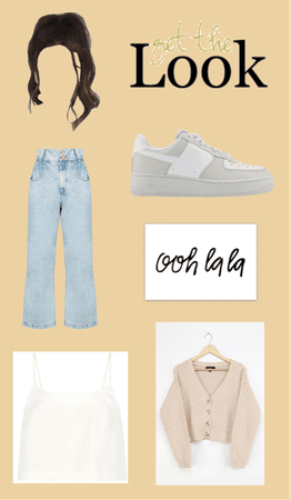 Neutral Color Outfit