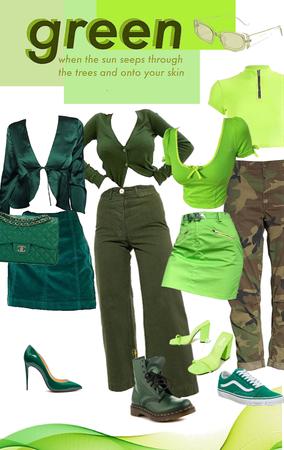 Green ♲︎☘︎︎
