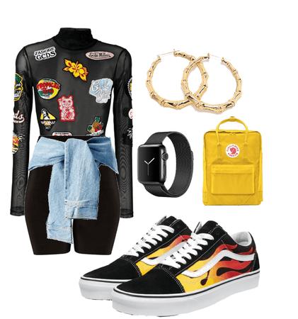 High School Swag