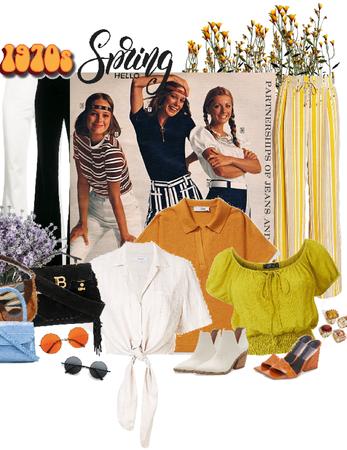 #70's Spring/Summer