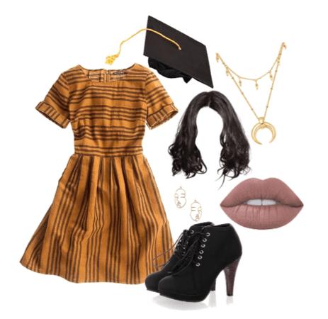 2019 Graduation (Party) Outfit