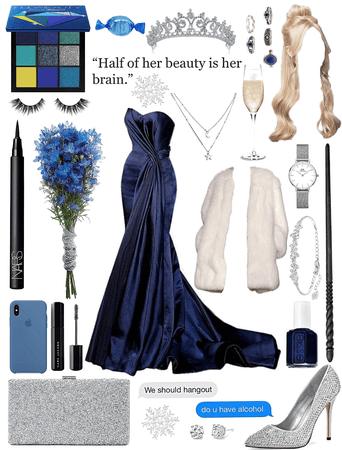 Ravenclaw's Yule Ball