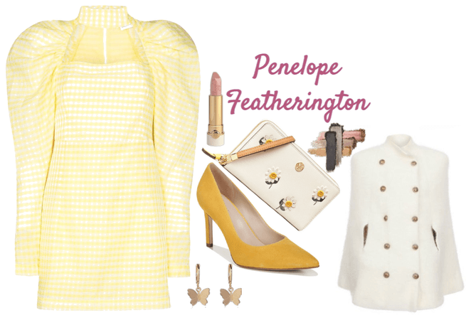 Penelope Featherington (Modern Version) Outfit 1