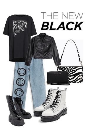 Black fashion || LinnMarkerink
