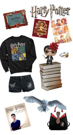 Harry Potter Mish mash