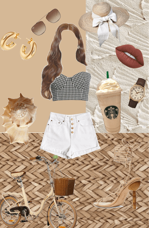 ~heatwave vaguely cottagecorey outfit~