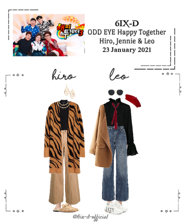 ODD EYE [오드아이] Happy Together 210123