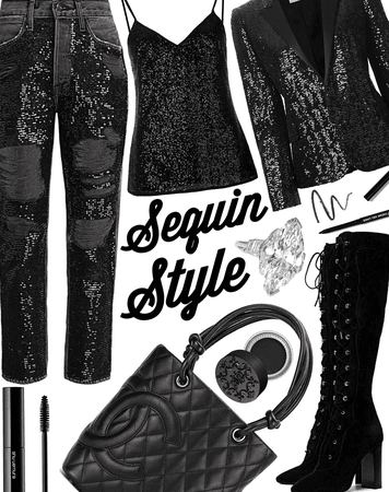 FALL 2020: Sequin Style