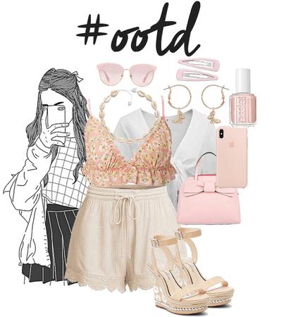 #ootd Pink 💖💖