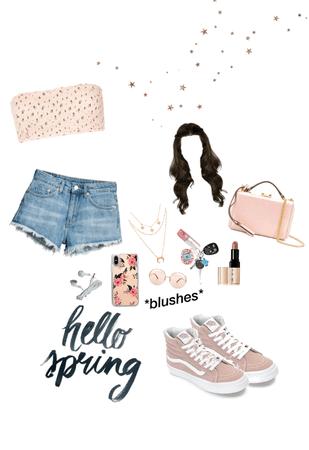 pop of spring