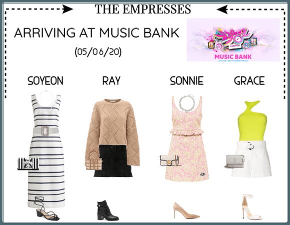 [EMPRESS] ARRIVING AT MUSIC BANK