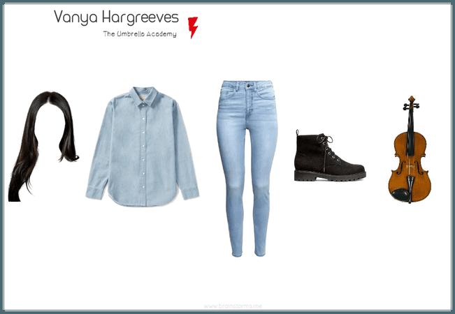 Vanya Hargreeves Outfit