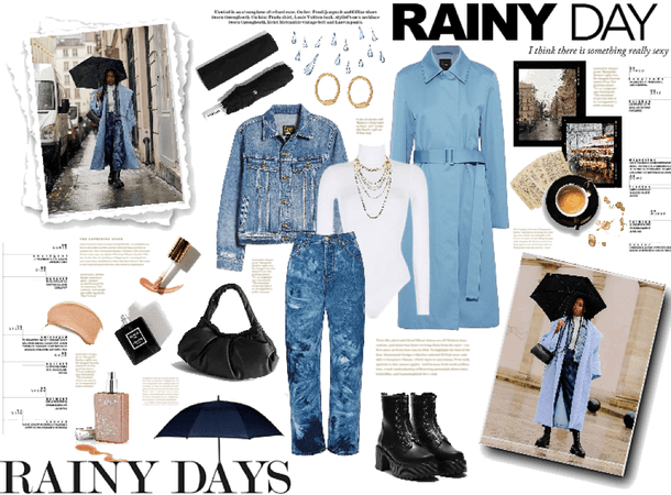 Rainy Days🌨
