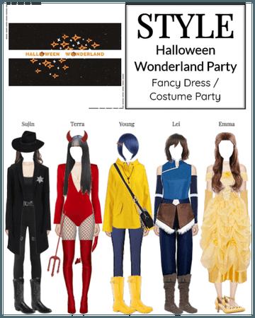STYLE Halloween Wonderland Party