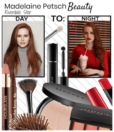 Riverdale Star Day To Night Beauty