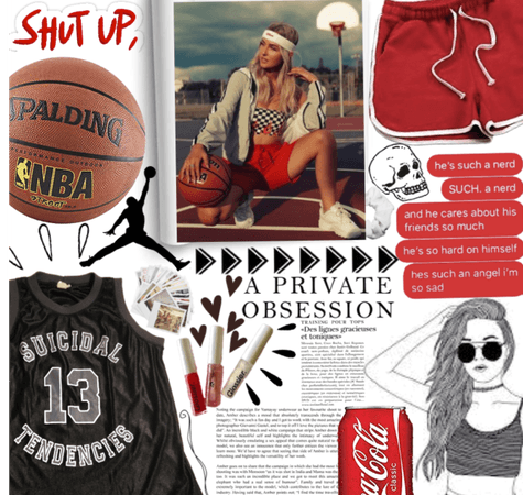 Basketball Chic.