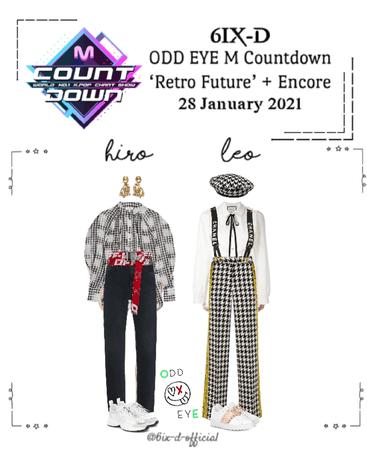 ODD EYE [오드아이] M Countdown 210128