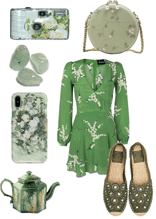 Vintage - Green