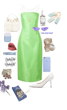 love this dress 💙💙