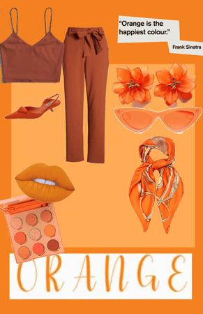 orange!!