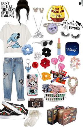 Disney as a teen