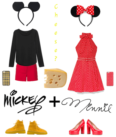 Mickey + Minnie Mouse Day