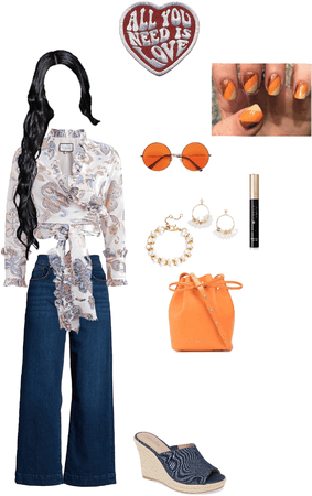 70s outfit