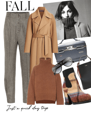 quick day trip | sweater weather