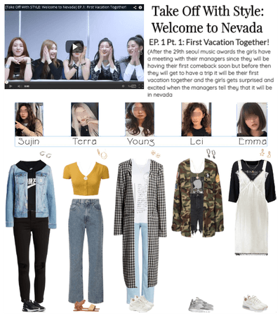 Take Off With STYLE: Welcome to Nevada EP. 1