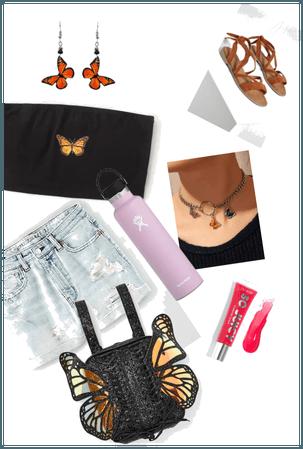 Butterfly bay 🦋