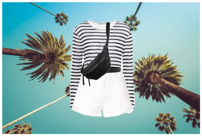 How to Style a Fanny Pack