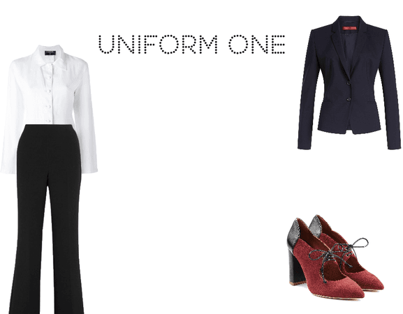 Uniform one (story related)