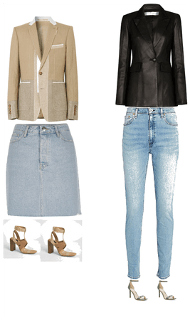 COVID-19 Post outfit