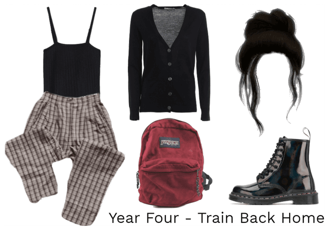 Year Four - Train Back Home
